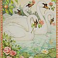 Swan Romance by Lynn Bywaters