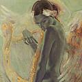 Swan Song by Dorina  Costras