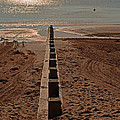Swanage Bay Breakwater by Linsey Williams