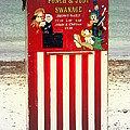 Swanage Punch And Judy by Linsey Williams