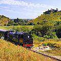 Swanage Steam Railway by Joana Kruse