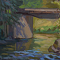 Swauk Creek Early Spring by Diane McClary
