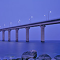 Sweden, The Bridge To The Island by Panoramic Images