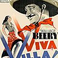 Swedish Poster #1   Viva Villa 1934-2008 by David Lee Guss