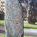 Swedish Runestone by Bob Phillips