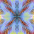 Sweeping Star Burst 1 by Devalyn Marshall