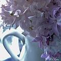 Sweet Cream Lilac by Barbara St Jean