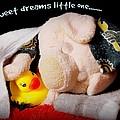 Sweet Dreams Little One by Piggy