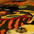 Sweet Fender Precision Bass by Fiona Kennard