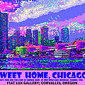 Sweet Home Chicago IIi by Michael Moore