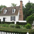 Sweet Home In Colonial Williamsburg by Christiane Schulze Art And Photography