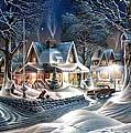 Sweet Homes by Munir Alawi