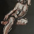 Sweet Little Mystery - Nudes Gallery by Carmen Tyrrell