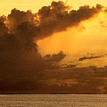Sweet Mystery Of...stormcloud by David M Davis