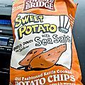 Sweet Potato Chips by Cheryl Baxter