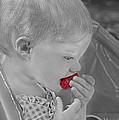 Sweet Strawberry by Valerie Garner