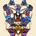 Sweet Symmetry - Flu Bugs by Mike Butler