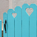 Sweetheart Gate by Art Block Collections