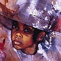 Sweetpea by Cheryl Foster
