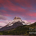 Swiftcurrent Sunrise by Mark Kiver