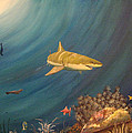 Swimming With Sharks by Nick Robinson