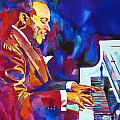 Swinging With Count Basie by David Lloyd Glover