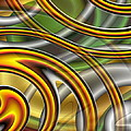 Swirl On Swirl On Swirl On Swirl by Ron Hedges