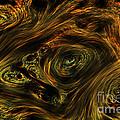 Swirling 2 by Robert Woodward