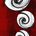 Swirling Round by Shawna Rowe