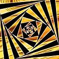 Swirling Spirals by Christopher Gaston