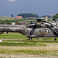 Swiss Air Force Eurocopter Cougar by Timm Ziegenthaler