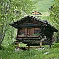 Swiss Cabin by Matt Swinden