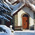 Swiss Chapel by Brian Jannsen