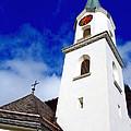 Swiss Church by Valentino Visentini