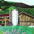 Swiss Granary by Irving Starr