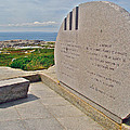 Swissair Flight 111 Of 1998 Memorial In Whalesback-ns by Ruth Hager