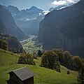 Switzerland by An Vo