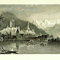 Switzerland. Illustrated In A Series Of Views Taken by Litz Collection