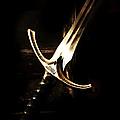 Sword Of Gandalf by Christopher Gaston