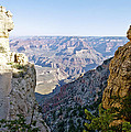 Swtichback Trails On The Steep Walls Of The Grand Canyon by Her Arts Desire