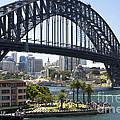 Sydney Harbour Bridge by Martin Berry