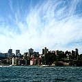 Sydney Harbour Sky by Leanne Seymour