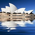 Sydney Icon by Avalon Fine Art Photography