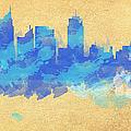 Sydney In Blue by Paulette B Wright