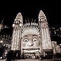 Sydney Luna Park by Andre Distel