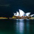 Sydney Opera House by D White