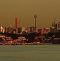 Sydney Sunset by Girish J