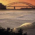 Sydney Surf Time by Sean Davey
