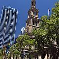 Sydney Town Hall by Jason O Watson