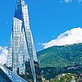 Symbol Of Andorra by Gurgen Bakhshetsyan
